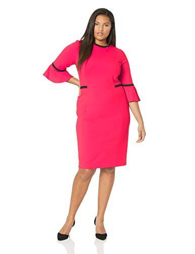 b674388b Calvin Klein Pink Plus Size Dresses on Sale - ShopStyle