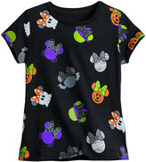 Disney Minnie Mouse Icon Halloween Tee for Girls