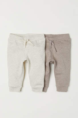 H&M 2-pack Joggers