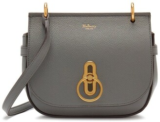 Mulberry Small Amberley Leather Shoulder Bag