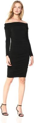 Elie Tahari Women's Naomie Knit Dress