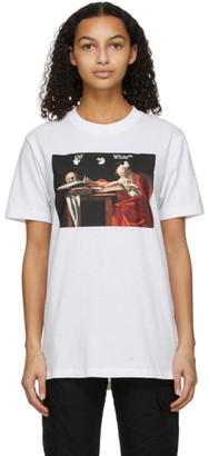 Off-White White Caravaggio T-Shirt