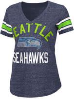 G-iii Sports Women's Seattle Seahawks Big Game Rhinestone T-Shirt
