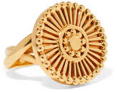 Chloé Exclusive Gold-tone Ring - 52