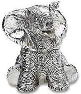 Reed & Barton plate Gw Elephant Musical