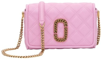Marc Jacobs The Status Flap Crossbody Bag