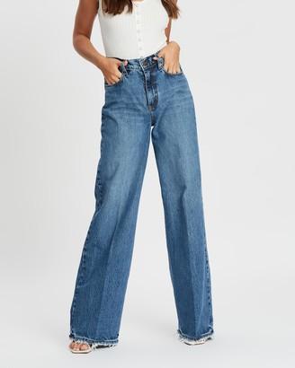 Nobody Denim Skylar Long Jeans