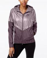 Nike Colorblocked Windrunner Jacket