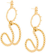Paula Mendoza STBC bubble earrings