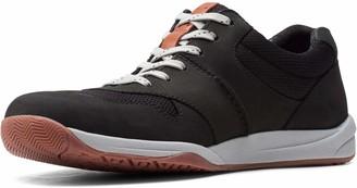 Clarks mens Langton Race Sneaker