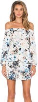 Assali Fianna Mini Dress in Beige. - size M (also in XS)