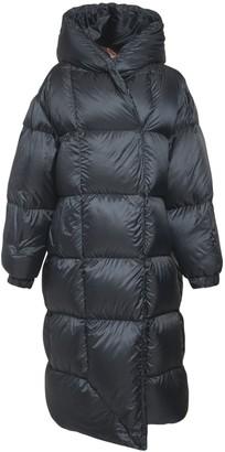 Max Mara Waterproof Nylon Long Down Coat