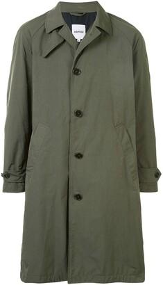 Aspesi Boxy Fit Button Down Coat