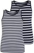 Name It 2 PACK Undershirt dress blues