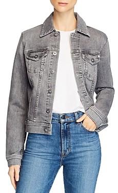 AG Jeans Robyn Slim Fit Denim Jacket