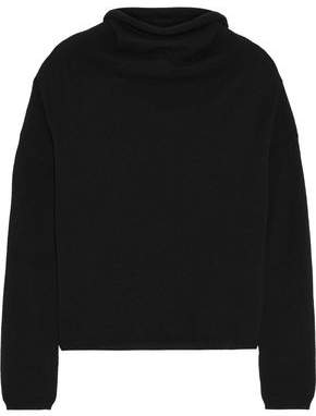 Line Cate Draped Cashmere Sweater