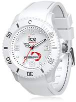 Ice Watch ICE-Watch Vendée Globe Man Stopwatch Watch with White Dial Analogue Display - 7282