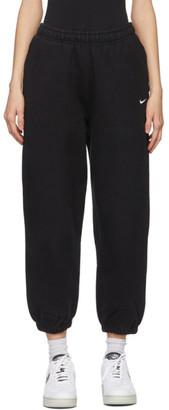 Nike Black NRG Lounge Pants