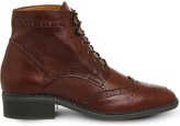 Office Limerick brogue lace up boot