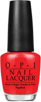 OPI Nail Lacquer, Big Apple Red