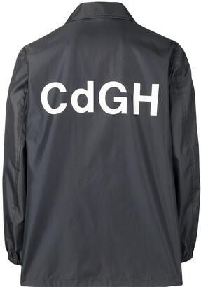 Comme des Garcons Pre-Owned 1999 wind breaker jacket
