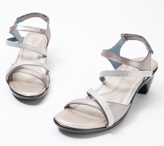 Naot Footwear Leather Multi-Strap Sandals - Innovate