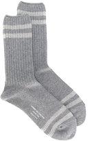 Comme des Garcons ribbed socks