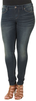 Indigo Suki Mid-Rise Super Skinny Jeans - Plus