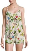 Luella Floral-Print Camisole