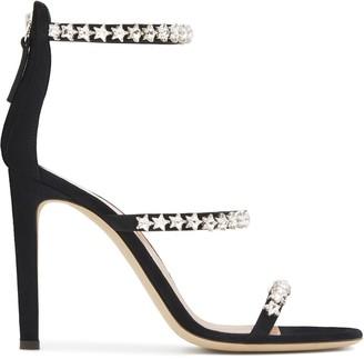 Giuseppe Zanotti Harmony Cometa 105mm sandals