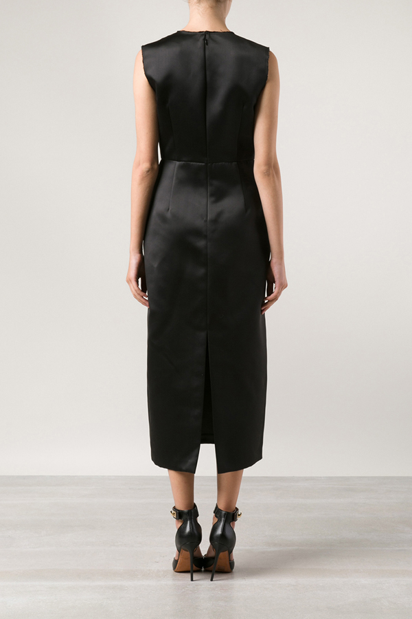 ADAM by Adam Lippes Sleeveless V Neck Gown