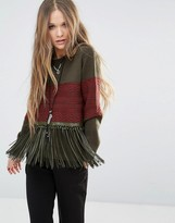 Moon River Knitted Top