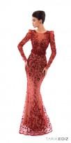 Tarik Ediz Super Evening Dress