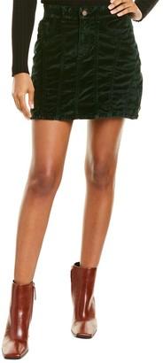 DL1961 Premium Denim Georgia Mini Skirt