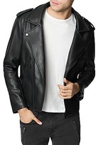 Blanknyc Leather Moto Jacket
