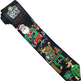 Asstd National Brand Hallmark Ugly Sweater Tie