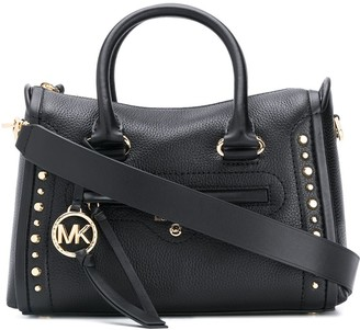MICHAEL Michael Kors Carine studded satchel