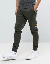 Ellesse Skinny Joggers With Pocket