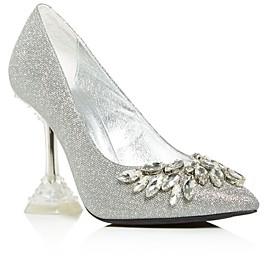 Jeffrey Campbell Women's Lure Crystal High-Heel Pumps