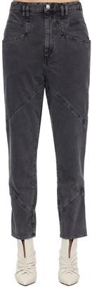 Isabel Marant Eloisa Cotton Denim Jeans