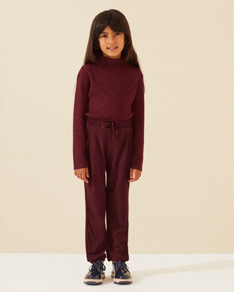 Jigsaw Relaxed Trouser With Contrast Strip