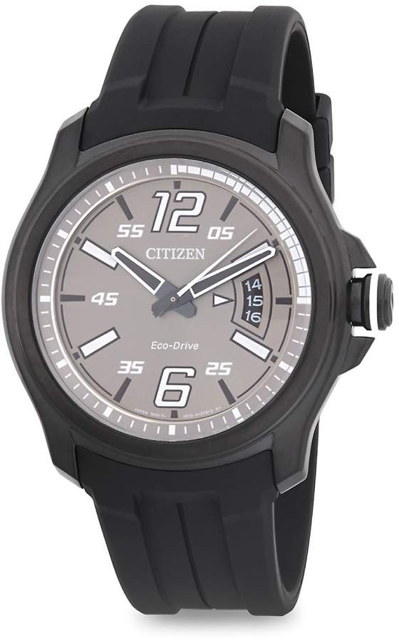 Citizen Men's Classic Stainless Steel Strap Watch