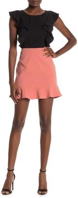 Sugar Lips Viva La Romance Ruffle Skirt