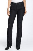 NYDJ 'Hayden' Stretch Straight Leg Jeans (Resin)
