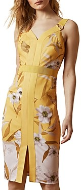 Ted Baker Peppinn Cabana Bodycon Dress