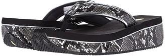 Volatile Lacoy (Grey/Multi Snake) Women's Shoes