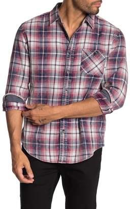 Flag & Anthem Houston Long Sleeve Plaid Shirt