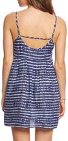 Roxy Blue Boho Print Dress
