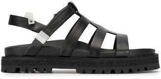 Premiata Strappy Platform Sandals
