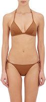 Eres Women's Les Essentiels Voyou & Malou Halter Bikini-Brown